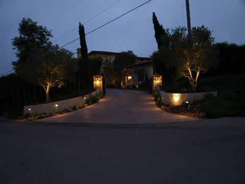 Newbury Park Outdoor Lighting Fixtures